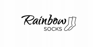 calcetines ciclismo rainbow socks