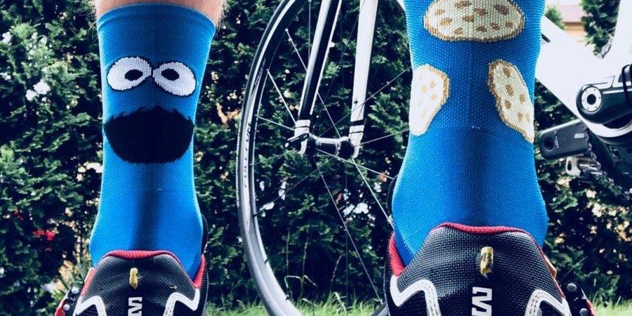 Comprar calcetines bici divertidos y originales